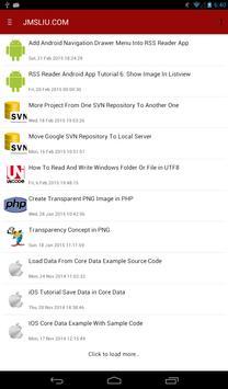 App Template For WordPress apk screenshot