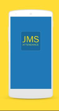 JMS Attendance Scanner poster
