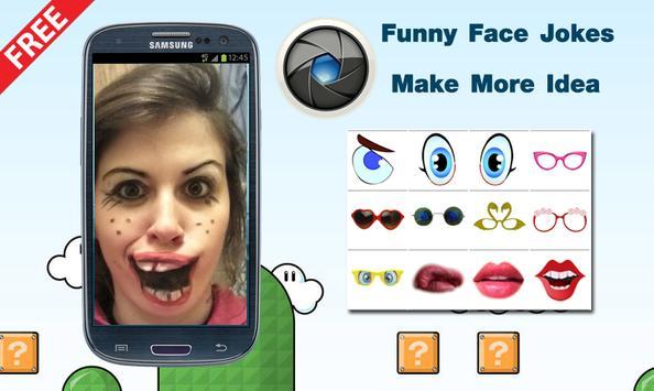 Funny Face Jokes poster