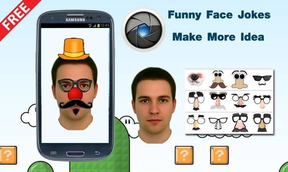 Funny Face Jokes apk screenshot