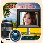 Billboard Photo Frames Pro icon