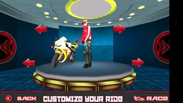 Road Warriors (Bike Race) poster