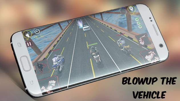 Road Warriors (Bike Race) apk screenshot