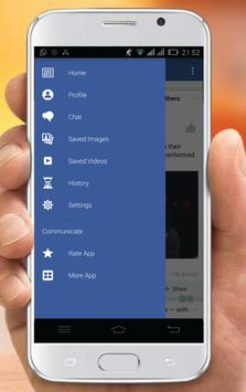 Free Video Downloader For FB screenshot 1