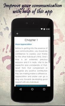 Improve Communication Skills apk screenshot