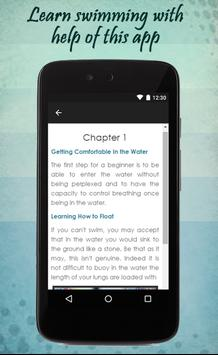 Learn Swimming Guide apk screenshot