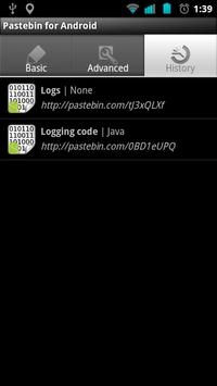 Pastebin for Android for Android - APK Download