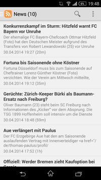 Transfermarkt apk screenshot