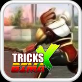 Tricks for Bima X icon