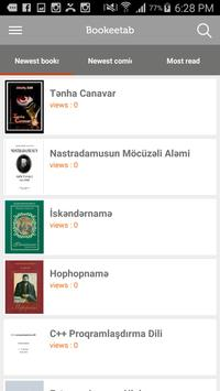 Bookeetab - Pocket Library apk screenshot