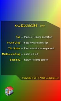 Kaleidoscope apk screenshot