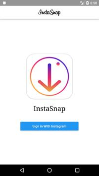 InstaSnap -Download Stories, Repost & Save Photos poster