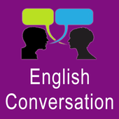 english conversation course icon