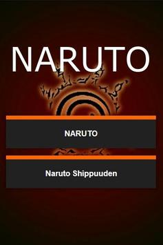 Theme Songs Lyric of Naruto poster