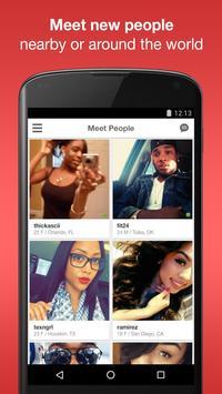 Моко - чат и с новыми людьми скриншот приложения