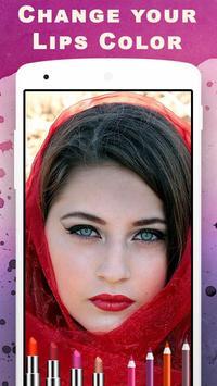 Lipstick Color Changer poster