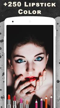 Lipstick Color Changer screenshot 2