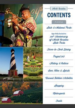 North Carolina - Travel poster