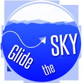 Paper Plane:Glide The Sky icon