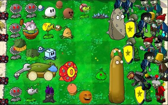How Play Plant vs Zombie Heros apk screenshot