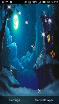 Moon Live Wallpaper poster