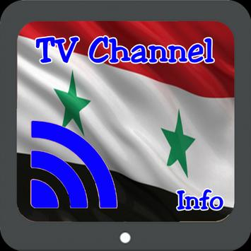 TV Syria Info Channel poster
