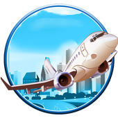 Real Airplane Airport Parking icon