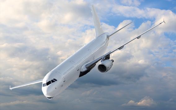 3D✈️️Pilot Airplane Flight Sim poster