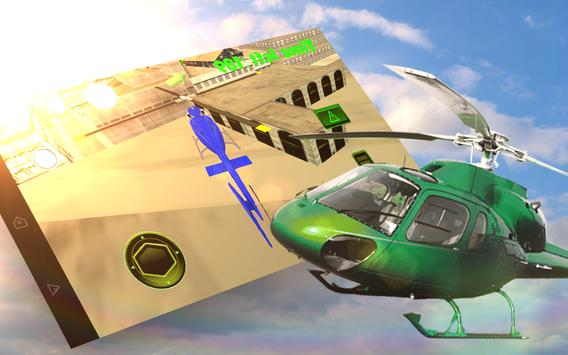 🚁City Helicopter Simulator 3D screenshot 11