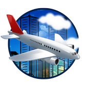 🛫Fly Airplane Flight Pilot 3D icon