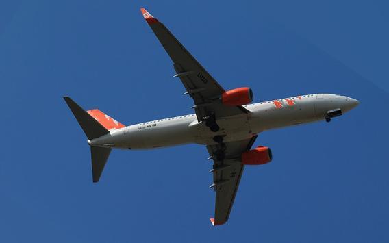 🛫Fly Airplane Flight Pilot 3D screenshot 2