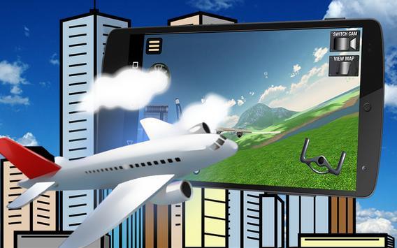 🛫Fly Airplane Flight Pilot 3D screenshot 5