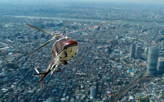 911 Police Helicopter 3D Pilot apk screenshot
