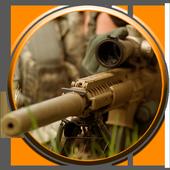 Deadly Sniper Assassin Shot 3D icon