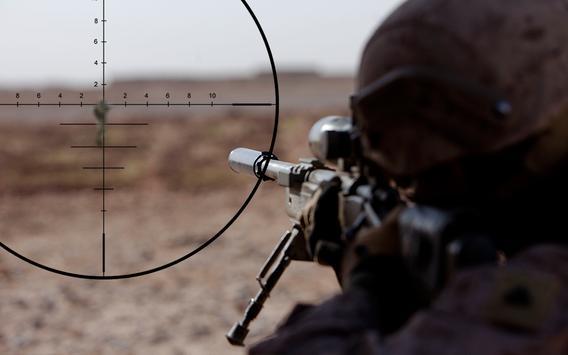 Deadly Sniper Assassin Shot 3D apk screenshot