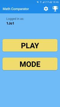 Math Comparator screenshot 2