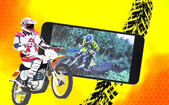 Extreme Motocross 3D Dirt Bike screenshot 2