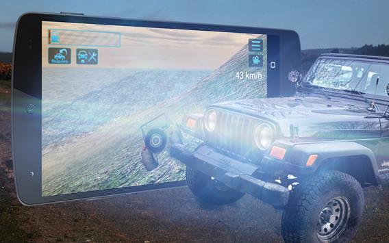 4x4 OffRoad Jeep Rally Race 3D screenshot 8