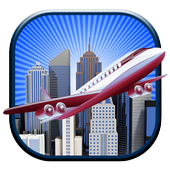 Fly Pilot Airplane Flight 3D✈️ icon