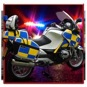 🚨911 Police Motocross 3D Bike icon