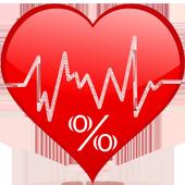 مقياس الحب الصريح icon