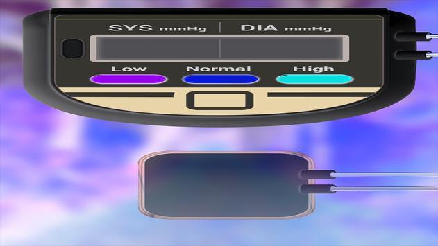قياس السكر في الدم بالبصمة screenshot 1