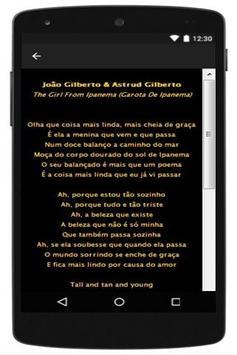 Joao Gilberto Getz / Gilberto apk screenshot