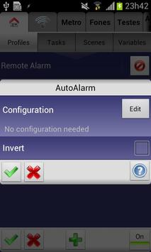 AutoAlarm apk screenshot