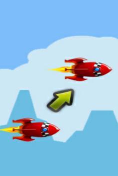 Flappy Rokets screenshot 1