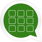 WhatsApp no contact icon