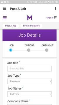 Job search:Work People(freelance,paid internship) screenshot 3