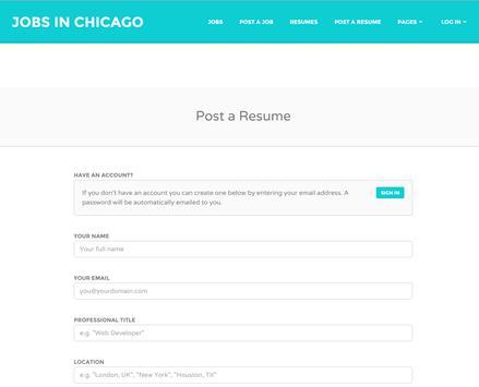Jobs in Chicago # 1 apk screenshot