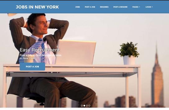 Jobs in New York # 1 apk screenshot