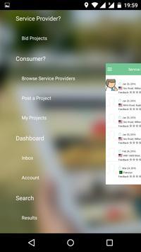 JobRabbit apk screenshot